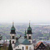 Eine Kirche und die Zukunft