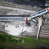 Tödliches Zugsunglück