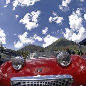 Chrom und Glanzam Arlberg