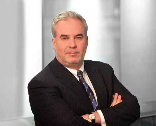Wirtschaftsdelegierter in London: Dr. Christian Kesberg.