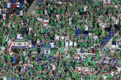 """""""You Boys In Green"""" – Irlands YBIG-Fantruppe ist der beste """"zwölfte Mann"""" bei der Fußball-Europameisterschaft."""