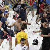 UEFA zeigt nur schöne Bilder