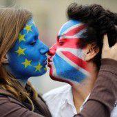 EU-Bürger sind gegen den Brexit