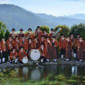 Viktorsberger Musikanten feiern ihr großes Jubiläum