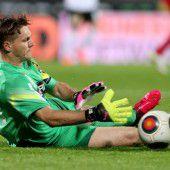Admira verkauft Goalie nach Deutschland