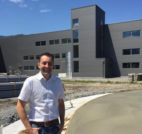 Thomas Schwarz, Geschäftsführer der 11er Nahrungsmittel GmbH. VN