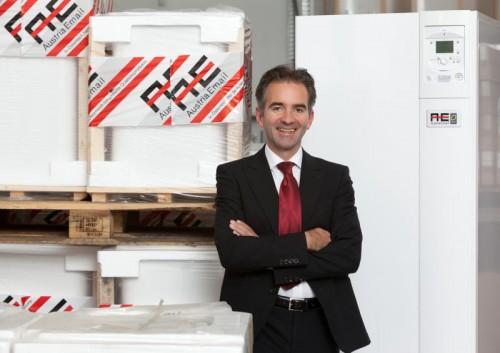 """""""Mit anlassbezogenen Einzelmaßnahmen ist nichts zu machen"""", stellt Speicher-Hersteller Martin Hagleitner fest.Fa"""