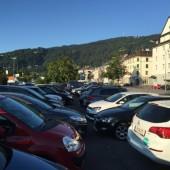 Bettler auf Bregenzer Großparkplätzen