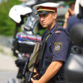 Stärkere Polizeipräsenz in Ems