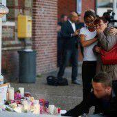 Frankreich unter Terrorschock