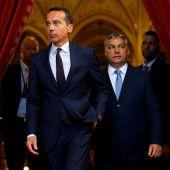 Kern will mit Orban ein neues Kapitel öffnen