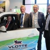 Vorreiter in Sachen Elektromobilität