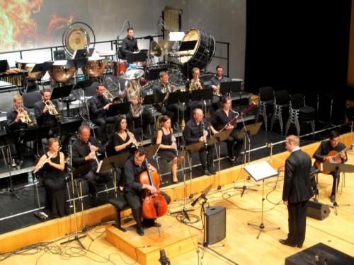 Cellist Florian Simma sorgte mit dem Cellokonzert von Friedrich Gulda für Begeisterung beim Publikum.