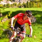 Geismayr im Zillertal mit Etappensieg Dritter