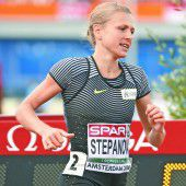 Für Stepanowa ist es unfair