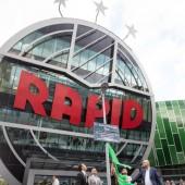 Allianz Stadion öffnet erstmals seine Pforten