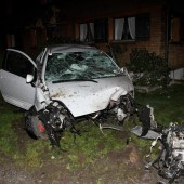 Junger Unfallfahrer fasst milde Strafe aus