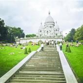 Die Basilika Sacre Cœur