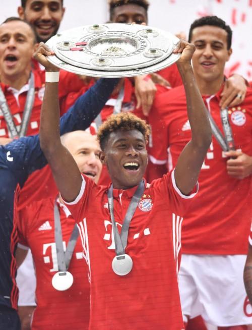 David Alaba, seit 2008 bei Bayern, wird weiterhin umworben.
