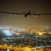 Solar Impulse schreibt Luftfahrtgeschichte