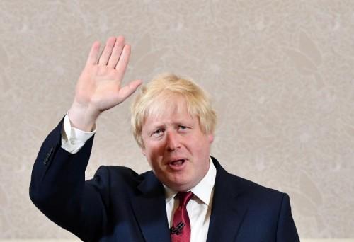 Der ehemalige Bürgermeister von London will nicht Premierminister werden.