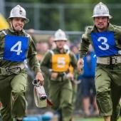 Goldener Helm geht an die Feuerwehr Ludesch