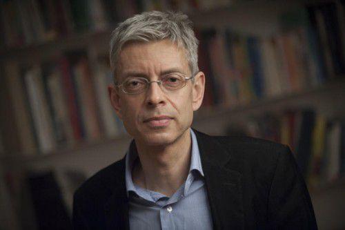 Der Höchster Literaturwissenschaftler Bernhard Fetz ist Leiter des Esperanto-Museums in Wien.