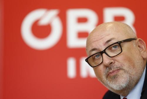 Der neue Chef der Bundesbahnen heißt Andreas Matthä.