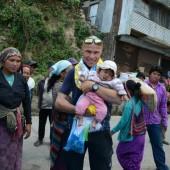 Gesunde Öfen und neue Beine für Bimala