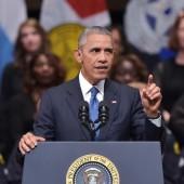 Obama bei Gottesdienst für Dallas-Opfer