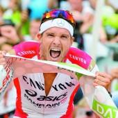 Frodeno stellte Weltrekord auf