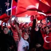 Türkei setzt Rechte aus