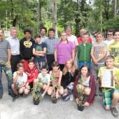 Bei Naturerlebnissen am Feldkircher Ardetzenberg spielerisch lernen