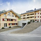 Alpine Wohnungen in Faschina fertiggestellt