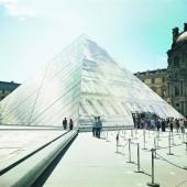 Das Louvre – eingehüllt von Juste Ridicule