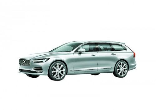 Die neue Businessklasse von Volvo gibt es auch in sportlicher R-Design-Ausstattung.