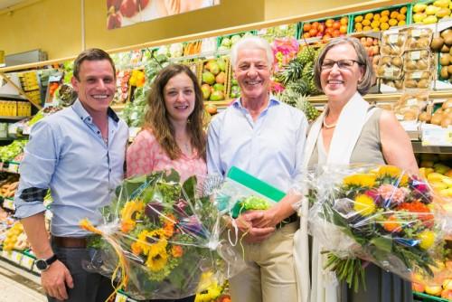 Bernhard Metzler übernahm 2016 den Spar in Koblach, seinen dritten Markt. Spar