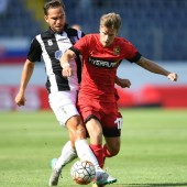 Remis für Admira in Europa League