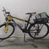 Polizei sucht Fahrradbesitzer