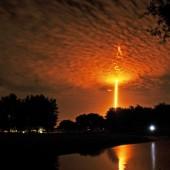 Raumfrachter Dragon zur ISS gestartet