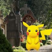 Jagd auf Pokémon an unangemessenen Orten