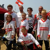 Bludenzer BMX-Fahrer bei EM mit wenig Glück
