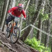 Wibmer ist Meister bei Downhill-Titelkämpfen