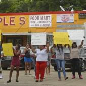 Erneut Afroamerikaner in den USA erschossen