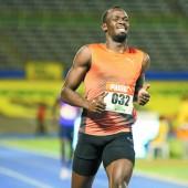 Usain Bolt wird für die Spiele in Rio de Janeiro fit