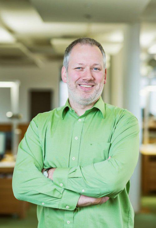 Energieberater Christoph Rettenbacher