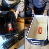 Blackbox der Egyptair bestätigt Rauch an Bord