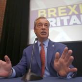 Ukip-Chef Nigel Farage erklärt seinen Rücktritt