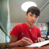 Junge Flüchtlinge ohne Schulplatz