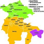 Millionen aus Brüssel zur Stärkung der Regionen